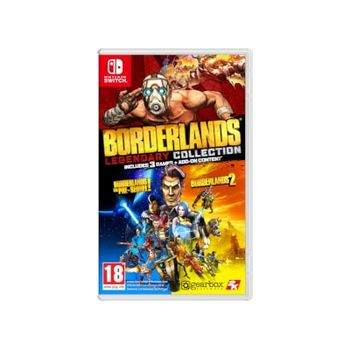 Borderlands Legendary Collection – Nintendo Switch