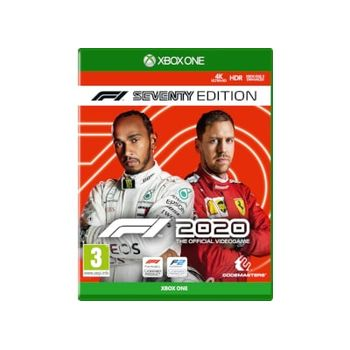 F1 2020 Seventy Steelbook Edition – Xbox One Game