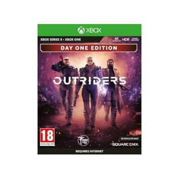 Outriders Day One Edition – Xbox Game