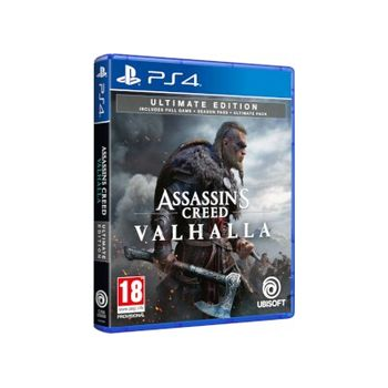 Assassin's Creed Valhalla Ultimate Edition – PS4 Game