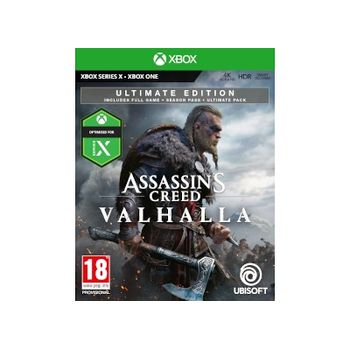 Assassin's Creed Valhalla Ultimate Edition – Xbox One Game
