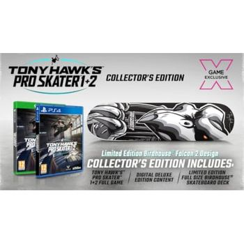 PS4 Game – Tony Hawk Pro Skater 1&2 Remastered Collector's Edition