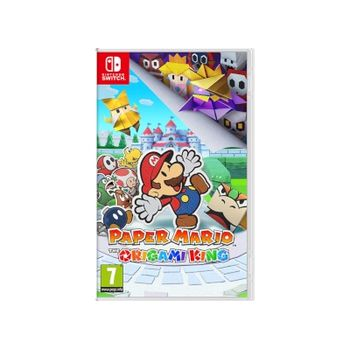Paper Mario The Origami King – Nintendo Switch Game