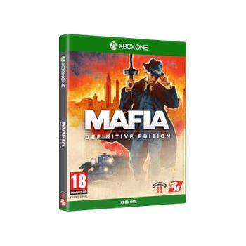 Mafia Definitive Edition – Xbox One Game