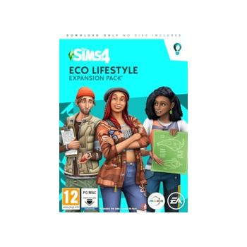 The Sims 4: Eco Lifestyle Expansion Pack – PC Game