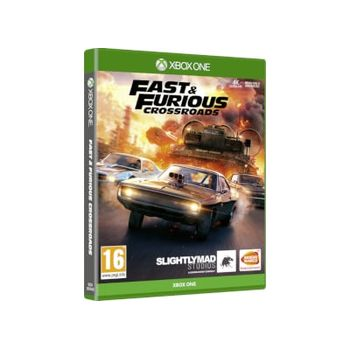Fast & Furious Crossroads – Xbox One Game