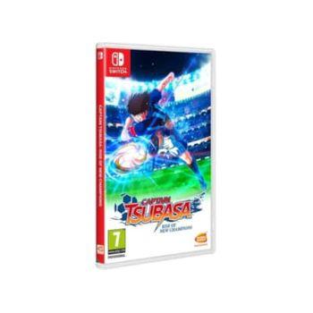 Captain Tsubasa Rise Of New Champions – Nintendo Switch Game
