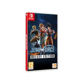 Jump Force Deluxe Edition – Nintendo Switch Game