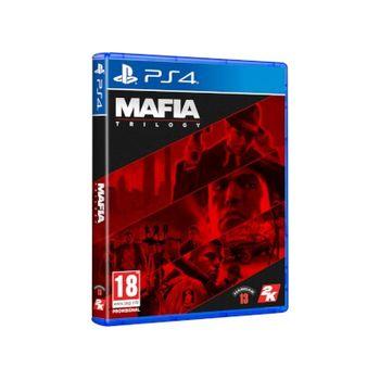 Mafia Trilogy – PS4 Game