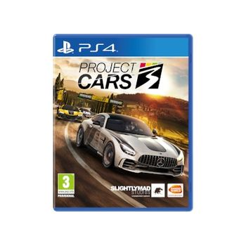 Project Cars 3 – PS4 Game