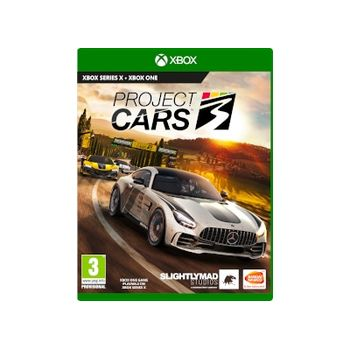 Project Cars 3 – Xbox One Game
