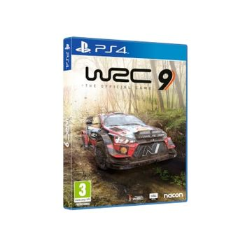 WRC 9 – PS4 Game
