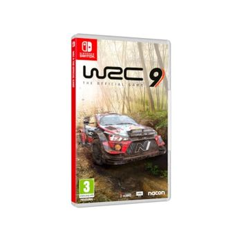 WRC 9 – Nintendo Switch Game