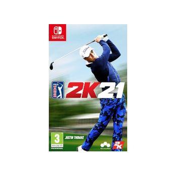 PGA Tour 2K21 – Nintendo Switch Game