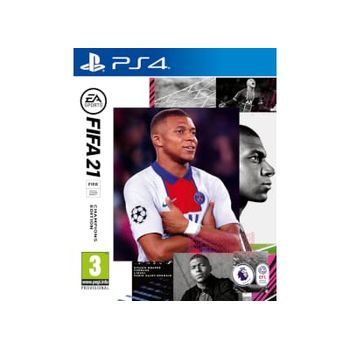 Fifa 21 Champions Edition – PS4 Game