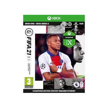 Fifa 21 Champions Edition – Xbox One Game