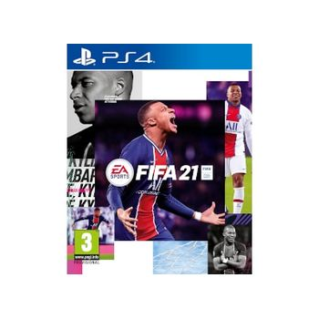 Fifa 21 – PS4 Game