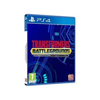 Transformers: Battlegrounds – PS4 Game