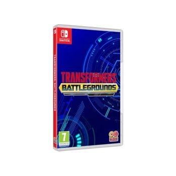 Transformers: Battlegrounds – Nintendo Switch Game