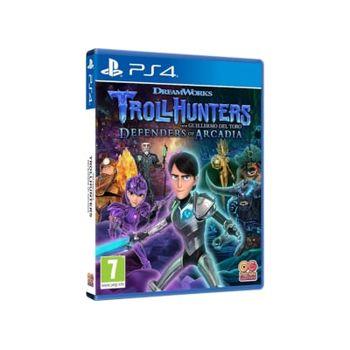 Trollhunters Defenders Of Arcadia – PS4 Game