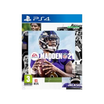 Madden NFL 21 – PS4 Game