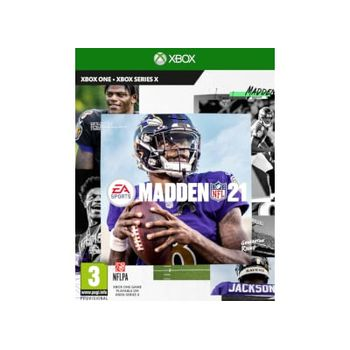Madden NFL 21 – Xbox One Game