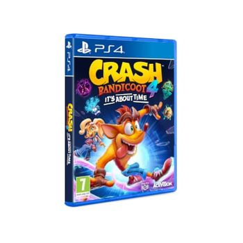 Crash Bandicoot 4: It's About Time – PS4 Game