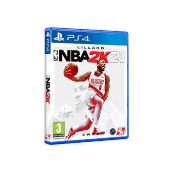 NBA 2K21 Standard Edition – PS4 Game