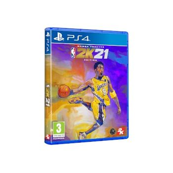 NBA 2K21 Mamba Forever Edition – PS4 Game