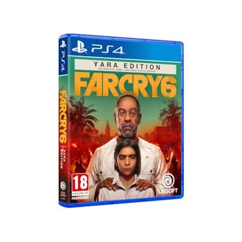 Far Cry 6 Yara Special Edition – PS4 Game