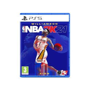 NBA 2K21 Standard Edition – PS5 Game