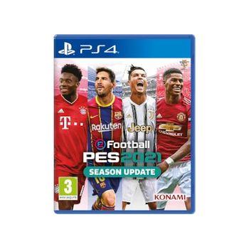 eFootball Pro Evolution Soccer 2021 – PS4 Game