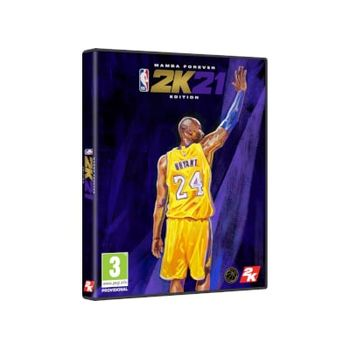 NBA 2K21 Mamba Forever Edition – Xbox One X Game