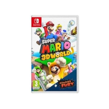 Super Mario 3D World + Bowser's Fury – Nintendo Switch Game
