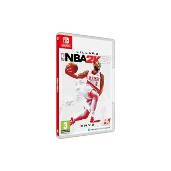 NBA 2K21 Standard Edition – Nintendo Switch Game