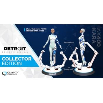 Detroit: Become Human Collector's Edition – PC Game