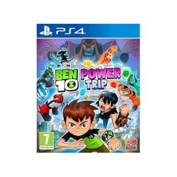 Ben 10: Power Trip! – PS4 Game
