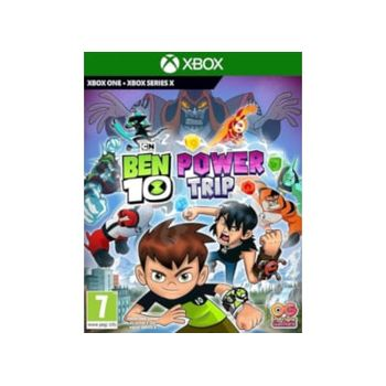 Ben 10: Power Trip! – Xbox One Game
