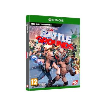 WWE 2K Battlegrounds – Xbox One Game