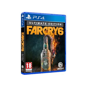 Far Cry 6 – Ultimate Edition – PS4 Game