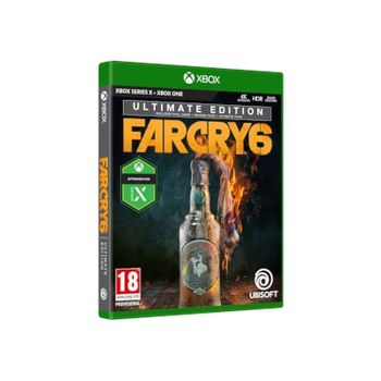 Far Cry 6: Ultimate Edition- XBOX Games