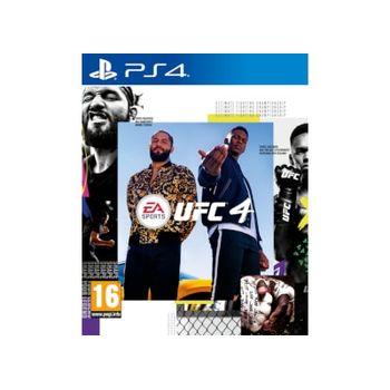 UFC 4 – PS4 Game