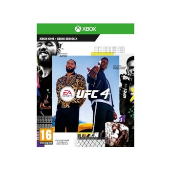UFC 4 – Xbox One Game