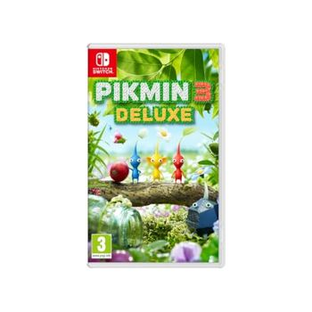 Pikmin 3 DELUXE – Nintendo Switch Game