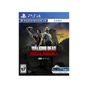 The Walking Dead Onslaught -PS4
