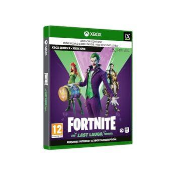 Fortnite The Last Laugh Bundle – Xbox One Game