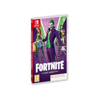 Fortnite The Last Laugh Bundle – Nintendo Switch Game