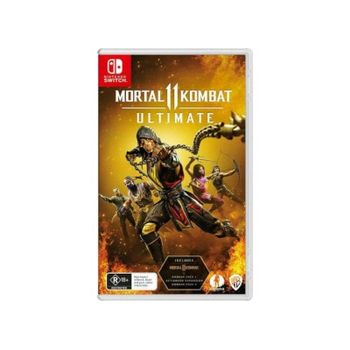 Mortal Kombat 11 Ultimate Edition – Switch Game