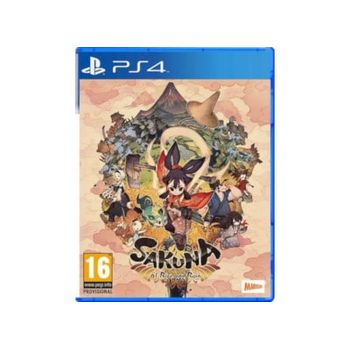 SakunQ Of Rice And Ruin – PS4 Game