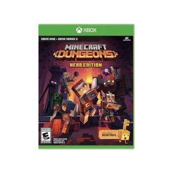 Minecraft Dungeons Hero Edition – Xbox One Game